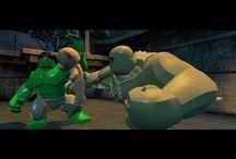 Hulk vs abomination / hulk versus abomination lego marvel super heroes