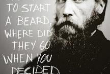 Beard...Awesomeness! / by Michael See