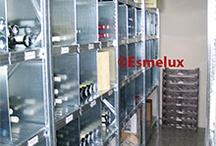 Estanterías hostelería / Estanterías especialmente diseñadas para hostelería, restauración, uso alimentario...