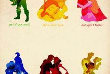Disney / by Beckie Windell