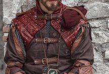 armor leather