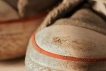 How to Clean: Footwear / So many shoes, and so many shoe cleaning ideas.  Learn how clean and care for all kinds of footwear!