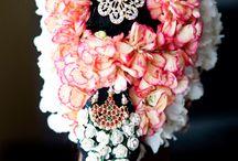 Veni..Gajaro...Flower In Hair