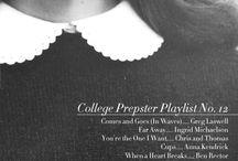 Playlist / by Valerie Ochs