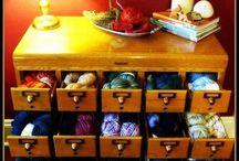 Muebles para lanas