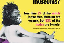 Guerrilla Girls / Scopri donnadartefatto.altervista.org!