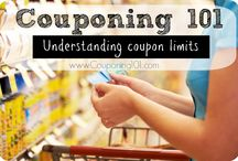 COUPONING / by Georgia Hatheway Beckman