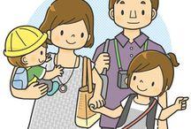 desenhos para família
