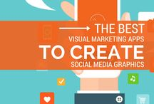 visual marketing tips / visual marketing tips & tricks