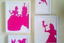 Little Girl Rooms / by Hairbows.com
