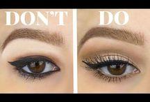 Eye Makeup - Hooded