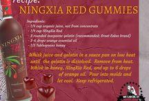 Ningxia Red Recipes