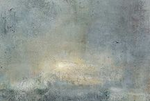 peinture pays abstrait