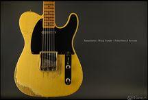 Fender Custom Shop 53 NOS Telecaster