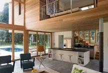 Interiéry montovaných domov - Prefab house Interiors