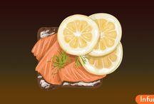 Как приготовить лосось?