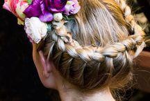 Trenzas - braids / Las trenzas, bonitas y prácticas -> http://chezagnes.blogspot.com/2016/06/las-trenzas.html #braid #trenza
