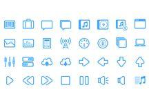 Web // Icons