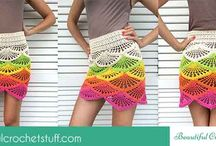 *CROCHET SKIRTS / by Janet Marie