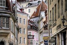 European Places