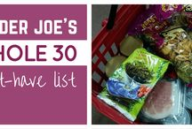 Whole30 / Recipes we have tried and liked or tip pages about Whole30