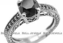 Wedding rings and bling / Wedding bling!
