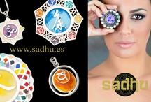 JOYAS PLATA SADHU JEWELLERY ENERGY FOR YOUR SPIRIT / A través de su diseños Sadhu crea un cambio de tendencia, unas joyas dinámicas, innovadoras con diseño, personalizadas y con una historia.