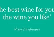 Wine Humor / We love wine.  Unconditionally.  We also love laughing.  A lot.