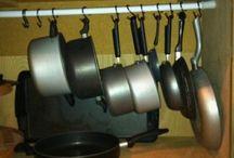 Rangement cuisine