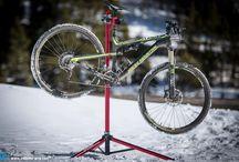Mountain bike happiness