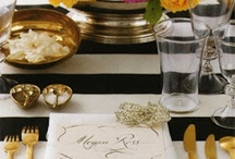 Tablescapes / Ideas & inspiration for setting the table.