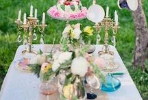 les jolies et sweet tables