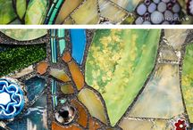 Mosaics / Mosaics and ideas for mosaics