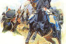 Napoleonic carabiniers
