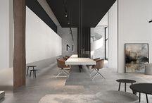 Office, showroom
