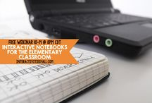 Interactive Notebooks / by Brandi Jones Reed