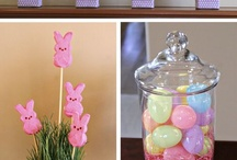 EASTER IDEAS / by Gina Wlaschin