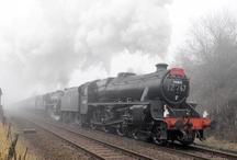 Railroad / by Trudi Crookshanks