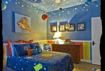 Ideas for kids bedrooms. / by Monique Regan