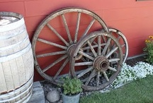Wagon Wheels / by Joannie Young