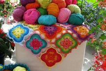 Crochet Inspiration and Ideas