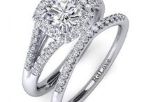 Cushion Cut Engagement Rings / by Unique Engagement Rings - Rings4love.com
