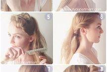 DIY Hair and Makeup