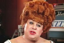 John Waters / Divine  / John Waters & Divine and Mink Stole,Edith Massey and company.