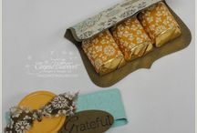 Crafty Candy wraps and holders