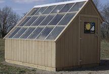 mișcător lemn solar