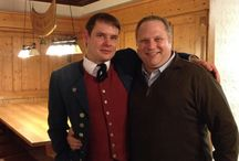 Germany Trip 2014 / Siegfried's Call owners Scott and Andrea Bacon spent some time in Bavaria to visit both the Engelbert Schmid workshop and the Dieter Otto workshop.