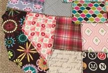 Sewing Scraps / Sewing Scraps Tips and Tutorials.  Easy projects to make with scraps.