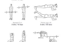 Workout - Arm and Abs