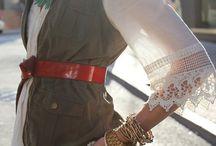 Boho and gypsy / Boho and Gypsy fashion